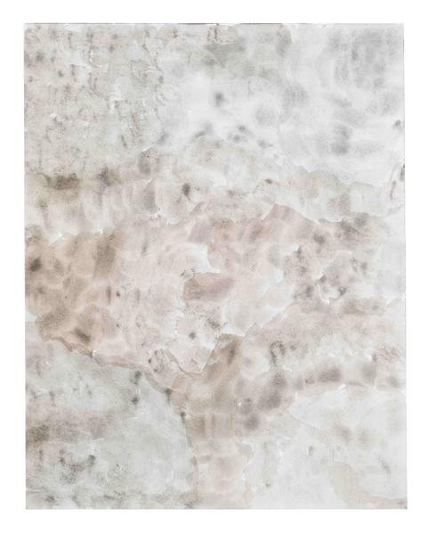 Jack Pierson UNTITLED 2015 Watercolor on paper mounted on linen 14 x 11 inches 35.6 x 27.9 centimeters PI.34891