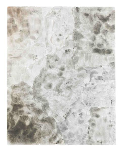 Jack Pierson UNTITLED 2015 Watercolor on paper mounted on linen 14 x 11 inches 35.6 x 27.9 centimeters PI.34922