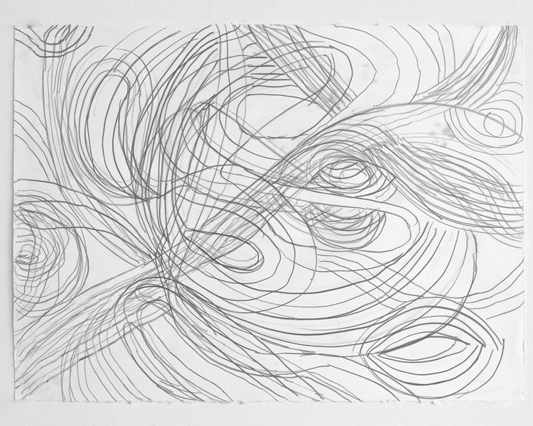 Jack Pierson UNTITLED 2012 Graphite on paper 22 1/2 x 30 inches 57.2 x 76.2 centimeters PI.35173