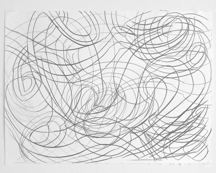 Jack Pierson UNTITLED 2012 Graphite on paper 22 1/2 x 30 inches 57.2 x 76.2 centimeters PI.35174