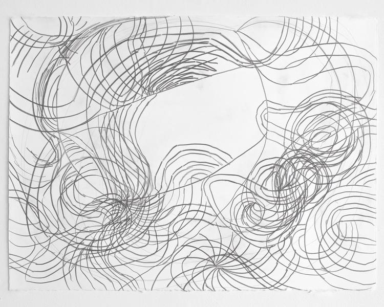 Jack Pierson UNTITLED 2012 Graphite on paper 22 1/2 x 30 inches 57.2 x 76.2 centimeters PI.35178