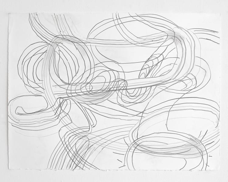 Jack Pierson UNTITLED 2012 Graphite on paper 22 1/2 x 30 inches 57.2 x 76.2 centimeters PI.35179