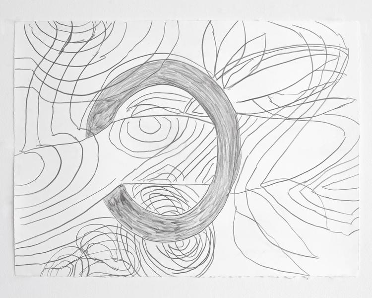 Jack Pierson UNTITLED 2012 Graphite on paper 22 1/2 x 30 inches 57.2 x 76.2 centimeters PI.35180