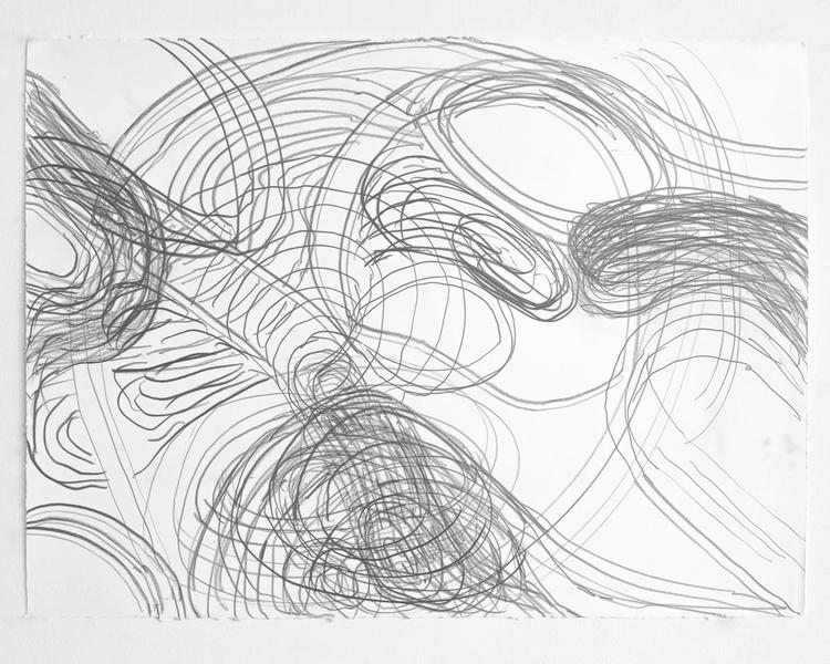 Jack Pierson UNTITLED 2012 Graphite on paper 22 1/2 x 30 inches 57.2 x 76.2 centimeters PI.35182