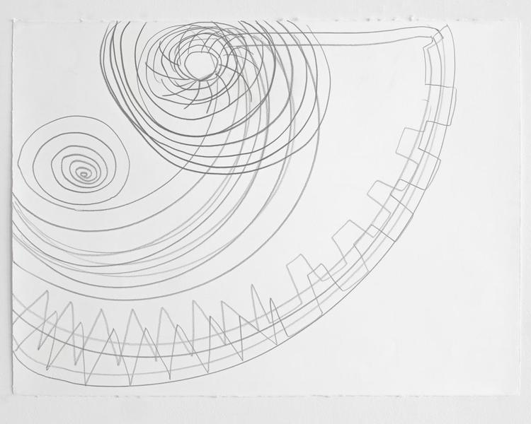 Jack Pierson UNTITLED 2012 Graphite on paper 22 1/2 x 30 inches 57.2 x 76.2 centimeters PI.35185