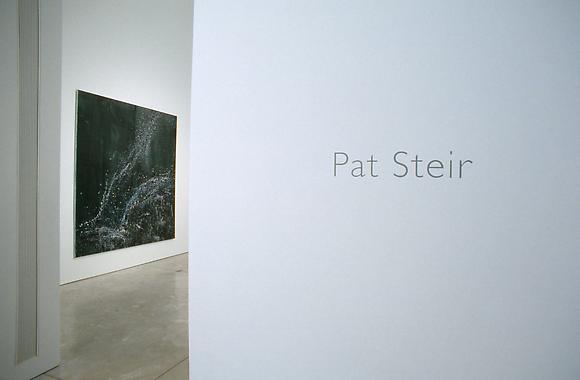 Pat Steir -  - Exhibitions - Cheim Read
