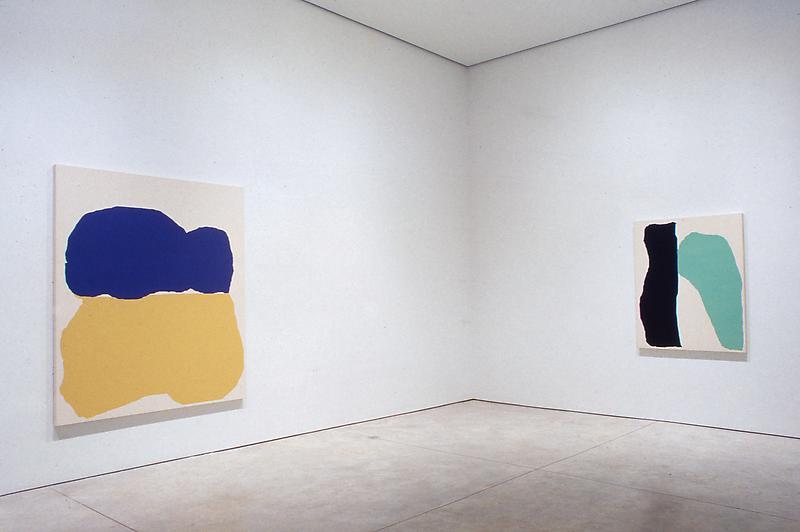 Monique Prieto: New Paintings Saint Clair Cemin: WIND November 19 - January 4, 2003