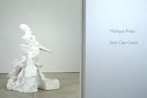Saint Clair Cemin - Monique Prieto: New Paintings - Exhibitions - Cheim Read