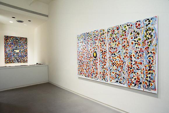 Richmond Burton -  - Exhibitions - Cheim Read