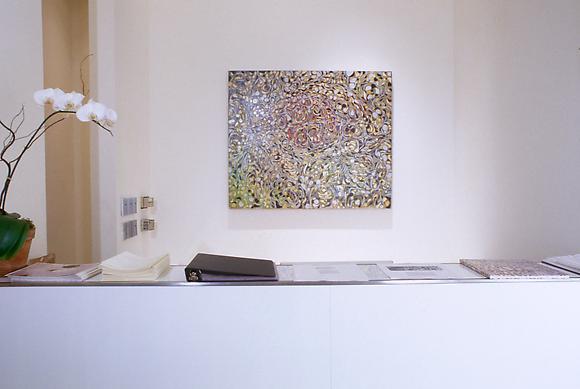 Richmond Burton - I Am Paintings - Exhibitions - Cheim Read