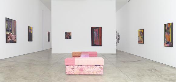 Tal R - Altstadt Girl - Exhibitions - Cheim Read