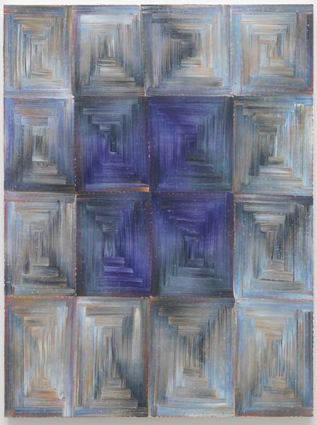 Richard Tinkler PAINTING 24D 2018 Oil on canvas 40 x 30 inches 101.6 x 76.2 centimeters