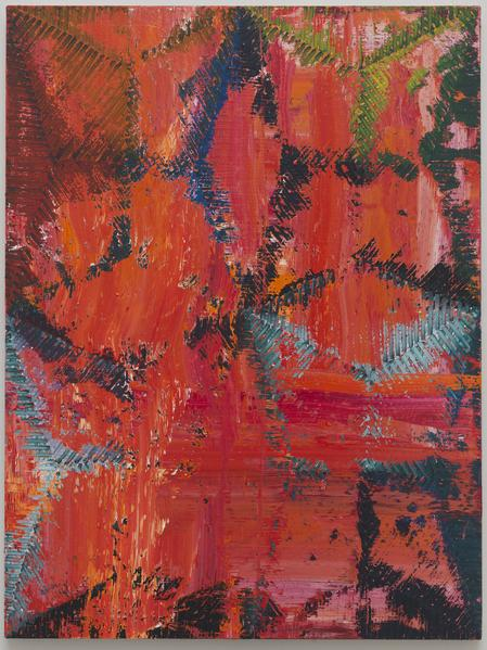 Richard Tinkler PAINTING 39.3 2018 Oil on canvas 40 x 30 inches 101.6 x 76.2 centimeters