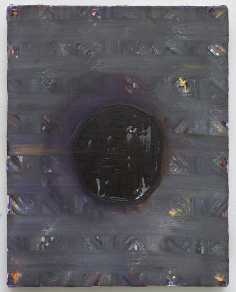 Richard Tinkler SMALL PAINTING NUMBER EIGHT 2018 Oil on canvas 14 x 11 inches 35.6 x 27.9 centimeters