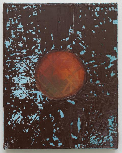 Richard Tinkler SMALL PAINTING NUMBER NINETEEN 2018 Oil on canvas 14 x 11 inches 35.6 x 27.9 centimeters