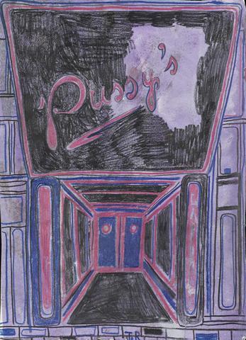 Tal R - Keyhole - Exhibitions - Cheim Read