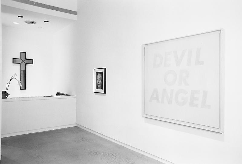 Three Catholics Andy Warhol, Edward Ruscha and Robert Mapplethorpe April 29 - June 27, 1998