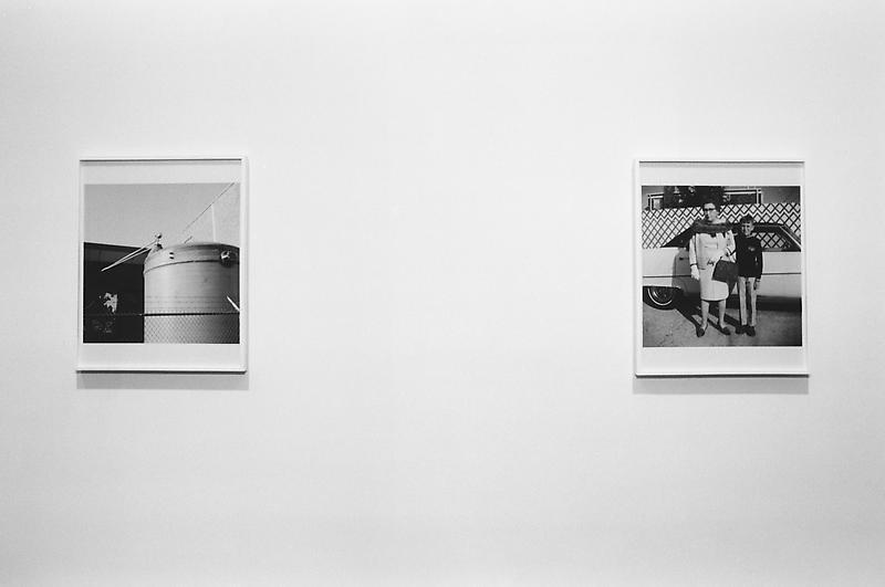 William Eggleston CADILLAC Color Photographs from 1966 - 71 January 13 - February 20, 1999