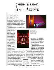 Art in America 5/09