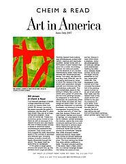 Art in America 6/07