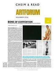 Artforum 11/04
