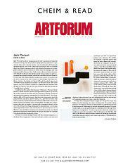Artforum 1/10