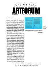 Artforum 9/06