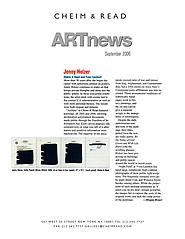 ARTnews 9/06