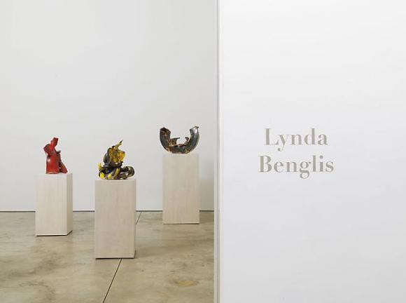 Lynda Benglis -  - Exhibitions - Cheim Read