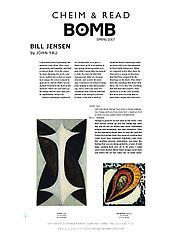 Bomb Spring 2007