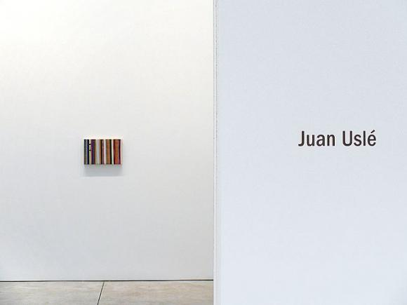 Juan Uslé - Brezales - Exhibitions - Cheim Read