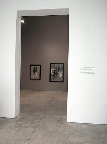 William Eggleston: Nightclub Portraits, 1973 - Marvin Israel (1924-1984): Black Paintings - Exhibitions - Cheim Read