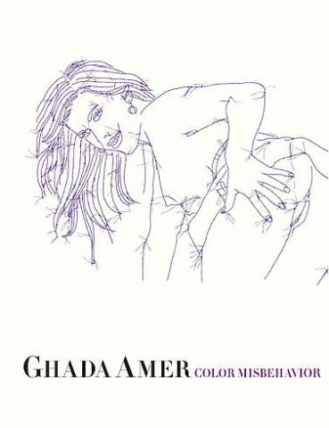 Ghada Amer: Color Misbehavior