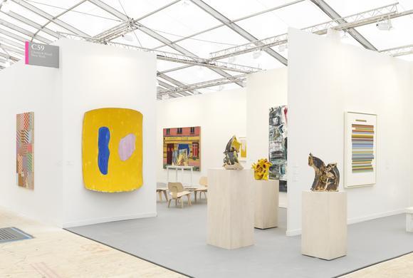 Frieze New York -  - Art Fairs - Cheim Read