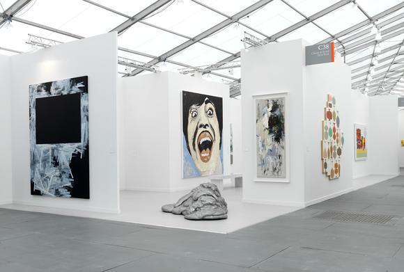 Frieze New York - Booth C38 - Art Fairs - Cheim Read