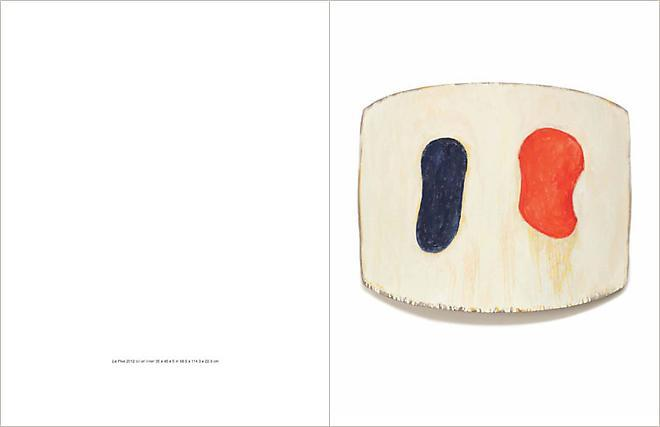Ron Gorchov 	Published by Cheim & Read (2012) 	Essay by Phong Bui 	40 pages with 12 color plates 	Softcover
