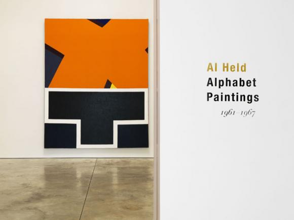 Al Held - Alphabet Paintings 1961–1967 - Exhibitions - Cheim Read