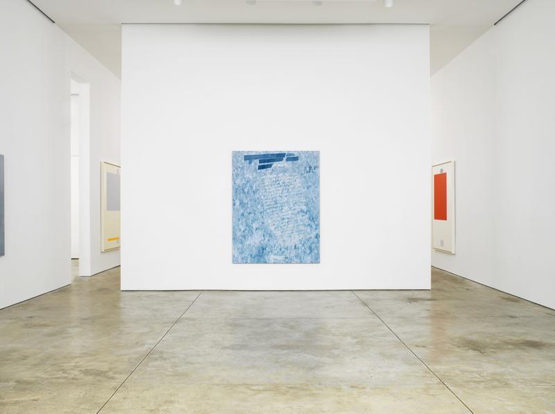 Jenny Holzer: Dust Paintings September 11 - October 25, 2014
