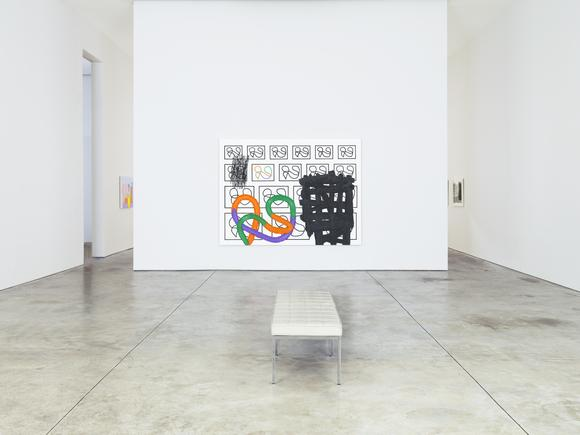 Jonathan Lasker -  - Exhibitions - Cheim Read