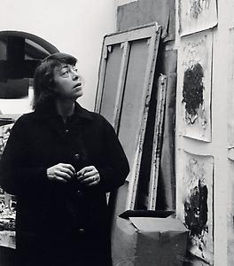 Joan Mitchell short bio