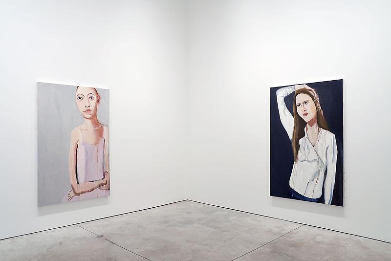 Chantal Joffe 	7 May - 20 June 2009