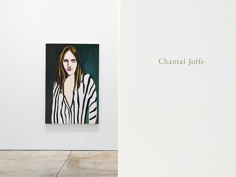 Chantal Joffe 	May 4 - June 23, 2012