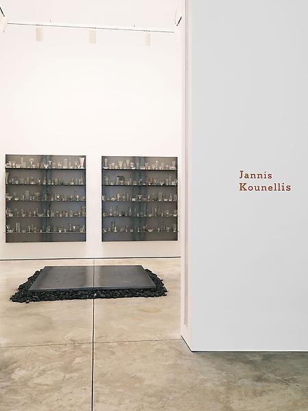 Jannis Kounellis May 2 - June 22, 2013