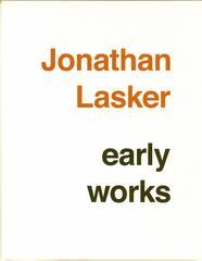 Jonathan Lasker: Early Works