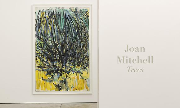 Joan Mitchell - Trees - Exhibitions - Cheim Read