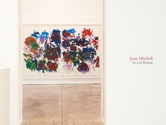 Joan Mitchell - The Last Paintings - Exhibitions - Cheim Read