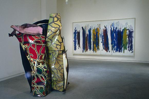 Joan Mitchell & John Chamberlain - A Juxtaposition - Exhibitions - Cheim Read