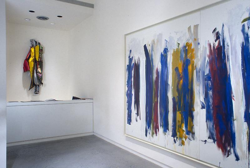 Joan Mitchell & John Chamberlain A Juxtaposition November 19, 1997 - January 10, 1998