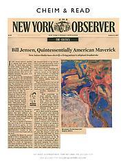 New York Observer 3/12/07