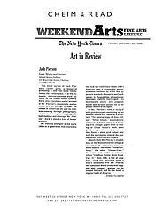 New York Times 1/20/06